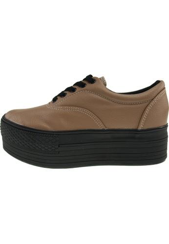 Maxstar Maxstar Women's C50 5 Holes Platform PU Low Top Sneakers US Women Size MA168SH51CIAHK_1