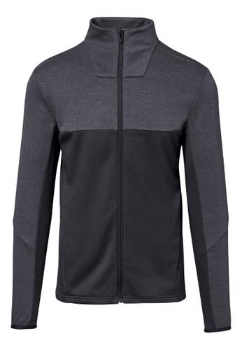 Porsche Design PUMA FW19 Active Fleece Jacket Black for Men EC78FAAB367D5FGS_1