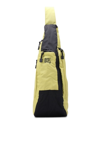 Healthy Back Bag yellow Great Outdoors Sling Bag HE382AC0S5F9MY_1