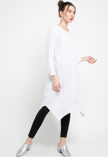 Point One white ANANTA Dress 62E7AAA8F16680GS_1