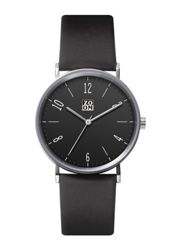 Zoom black Casual Men's Watches ZM 3793M.2502 2230FACBE6C4EAGS_1