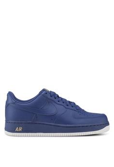 2be2fd64fc91 Nike blue Air Force 1  07 Shoes FE0B9SH160716BGS 1
