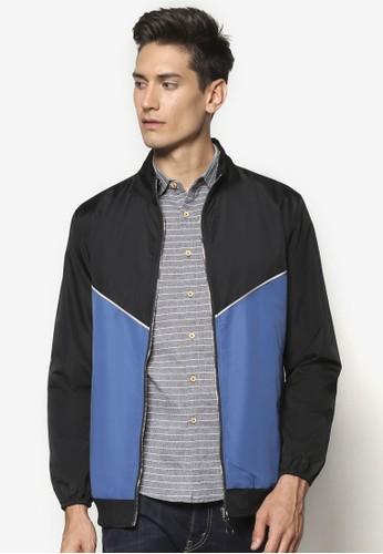 撞色拼接外套, esprit 品牌服飾, 外套