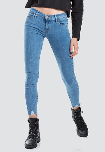 b8b112f4a75 Levi s blue Levi s 710 Super Skinny Jeans Women 17778-0274  6CBA2AA10AD6A8GS 1