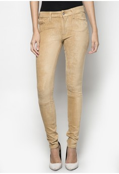The Sueded Skinny With Contour Wb