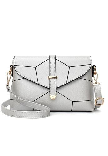 TCWK grey TCWK Korea Style Grey Ladies Sling Bag TC258AC0S9Q0MY 1 caa3a6cccc377