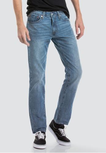 Levi's blue Levi's 511™ Slim Fit Warp Stretch Jeans 1734CAA467318EGS_1