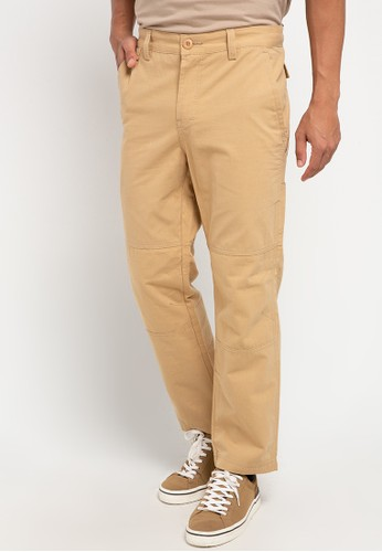 ALL MARCH beige Fatique Long Pants 14455AA1147EEBGS_1