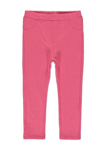 LC Waikiki pink Casual Leggings 9A62FKAAA49522GS_1