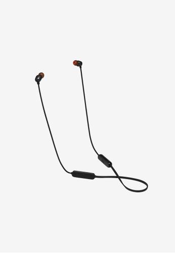 JBL black JBL T115BT Wireless in ear headphones 2BE31ESA46C6F7GS_1