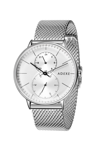ADEXE Watches ADEXE Watches Foresser Men Leather 137B1AC2F25C9FGS_1