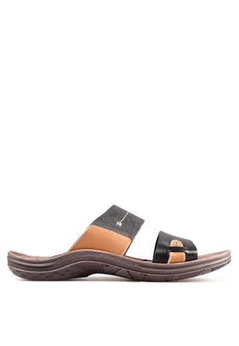 Tony Perotti black Tony Perotti Sandal Alexis - Black TO890SH0VNIMID_1