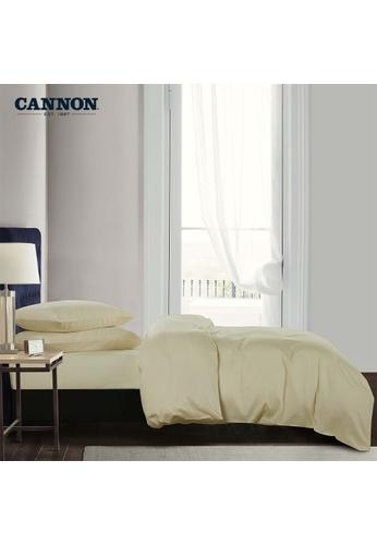 CANNON CANNON Morrison Venotten - Winter White (Quilt Cover Set). 2A68DHL7398FF2GS_1