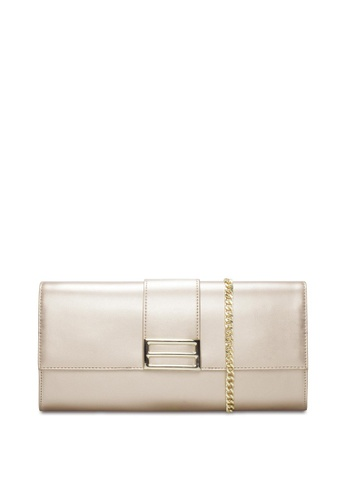 VINCCI gold Shoulder Bag 2628EAC89145D8GS_1