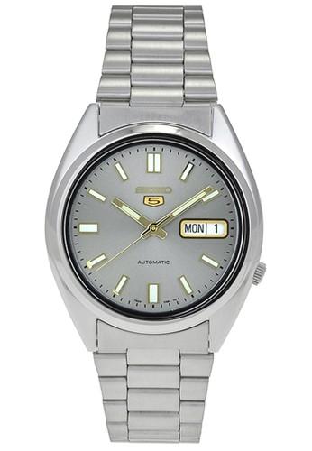SEIKO silver Jam Tangan Pria Seiko 5 SNXS75K1 Strap Stainless Steel Silver  5A27FACF43EC7FGS 1 1d48e77682