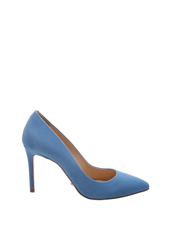 SCHUTZ 藍色 SCHUTZ 尖頭高跟鞋 - LUCIA (海洋藍) 982C0SHE8B1C32GS_1