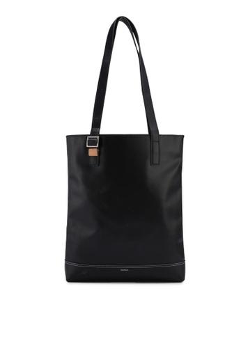 Rawrow black Microfiber 191 R Tote Bag 544F1AC862A6BCGS_1