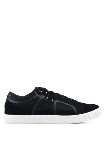 Bata black Laced Up Sneakers 11338SHBB69EFBGS_1