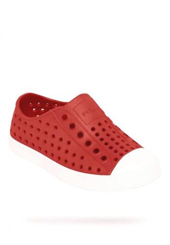 Native red Jefferson EVA Shoes BD351KSB6BF415GS_1