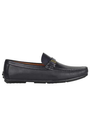 Tomaz blue Tomaz C362 Front Buckled Loafers (Navy) 9FE3FSH7DC5DCFGS_1