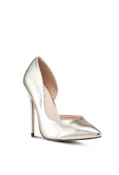 12b4416ec11 31% OFF Public Desire Sachi Stiletto Court Heels S  61.90 NOW S  42.90 Sizes  4 6