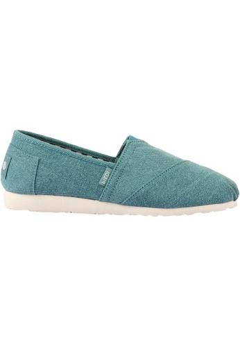 paperplanes blue Paperplanes-1197 Fashion Casual Low Top Easy Slip-Ons Shoes US Women Size PA355SH16QBJSG_1