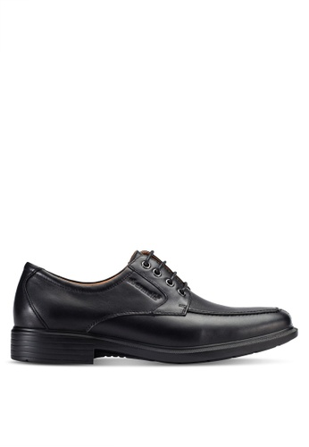 Obermain black Ambros Dress Shoes OB115SH43FZGMY_1