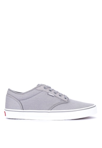 VANS grey Atwood Sneakers 3599ESHE8A1997GS_1