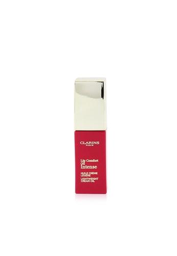 Clarins CLARINS - Lip Comfort Oil Intense - # 06 Intense Fuchsia 7ml/0.2oz 7A3F4BE4298624GS_1