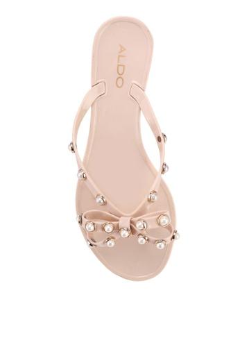 9e90a0bfb111 Buy ALDO Belacia Sandals   Flip Flops Online