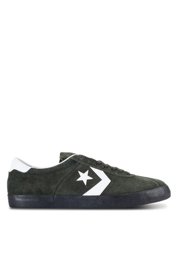 Converse green Cons Skate Breakpoint Pro Suede Sneakers Ox CO302SH38BLDMY_1