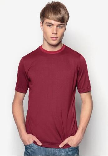 Ross 拼接esprit童裝門市設計素色TEE, 服飾, T恤
