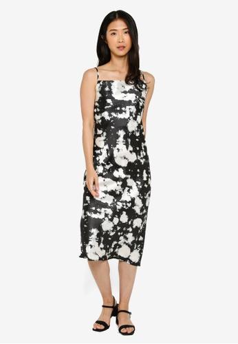 c25b5377de Buy Dorothy Perkins Tie Dye Slip Dress   ZALORA HK