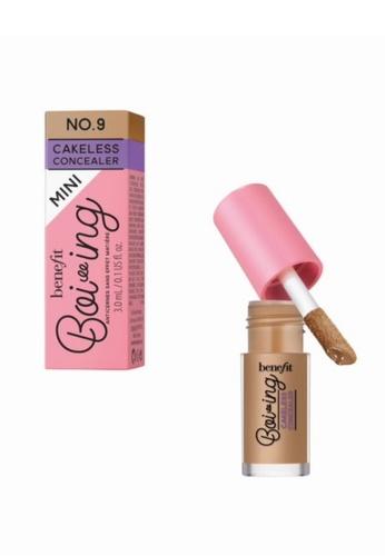 Benefit beige Boi-ing Cakeless Concealer Full Coverage Liquid Concealer Mini #09 37C86BEEBD1CABGS_1