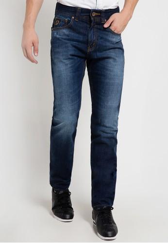 Lois Jeans blue Long Pant Denim LO391AA0UJNDID_1
