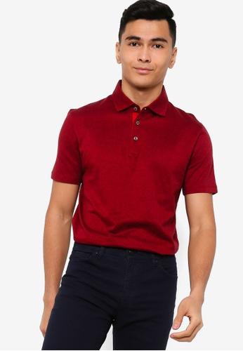 BOSS red T-Pryde CNY Polo Shirt - BOSS Men 44D1EAAD12C727GS_1