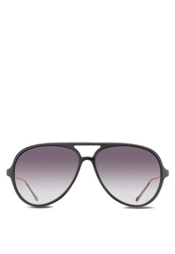 NUVEzalora 包包 pttAU 飛行員太陽眼鏡, 飾品配件, 飾品配件