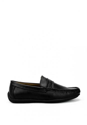 Cardam's Lifestyle black CMS 43324 Black Casual Shoes 3B501SH2A76C35GS_1