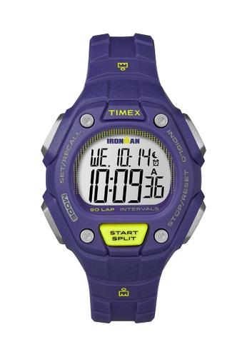 TIMEX purple Timex IRONMAN® Classic 50-Lap Mid-Size - TW5K93500 TI205AC0RDK3MY_1