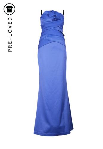 Coast blue Pre-Loved coast Evening Gown 7F084AA8D04D99GS_1