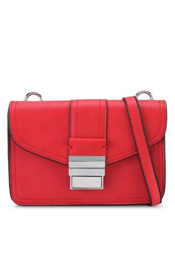 Vero Moda red Stine Cross Over Bag 52356ACD0C05EFGS_1