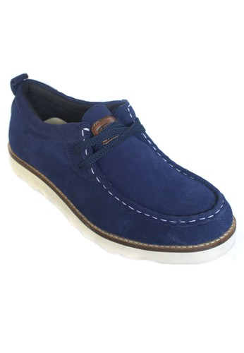 Toods Footwear blue Toods Foowear Anvil - Biru Navy TO932SH13WCOID_1