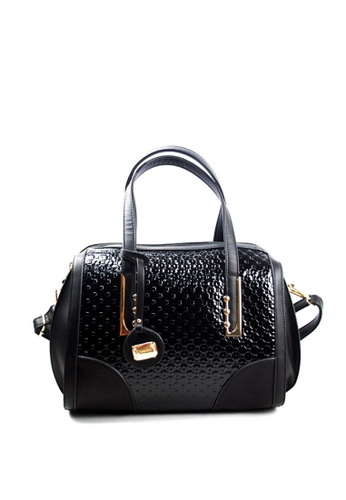 Kimbel International black HGZ28079 Handbag with Sling KI262AC0JCBKPH_1