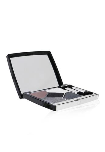 Christian Dior CHRISTIAN DIOR - 5 Couleurs Couture Long Wear Creamy Powder Eyeshadow Palette -  #079 Black Bow 7g/0.24oz 060C0BE9FA9BA2GS_1