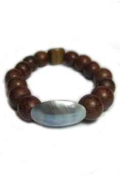 Diego - Handcrafted Wooden Bracelet