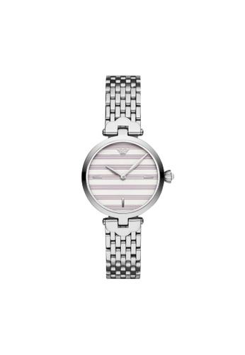 Emporio Armani silver Watch AR11195 4B96BACD3EB055GS_1