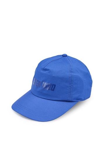 niko and ... blue Casual Cap 65AD2AC0EFB593GS_1