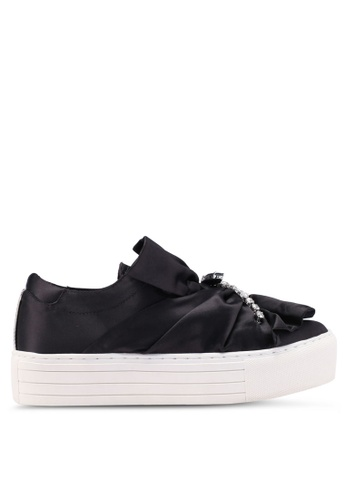 Kenneth Cole 黑色 Aaron Slip Ons 9912BSH73BE3A3GS_1