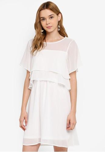 2cd17d4e Jual Vero Moda Vida Short Dress Original | ZALORA Indonesia ®