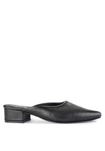 ELLE black Ladies Shoes 40145Za D62DFSH38525E6GS_1